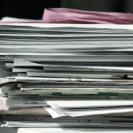 Bundle of legal papers